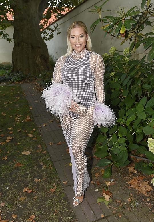 Dominika Cibulková je v oblékání velmi odvážná.