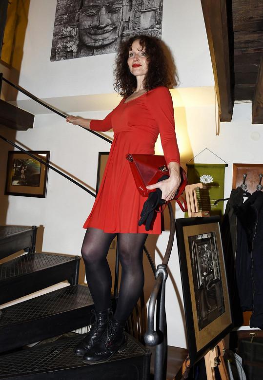 Sára Saudková fotila kapelu Alkehol.