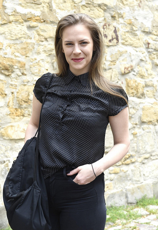 Petra Nesvačilová bude o prázdninách hlavně pracovat, čeká ji ale i cestování s její láskou.