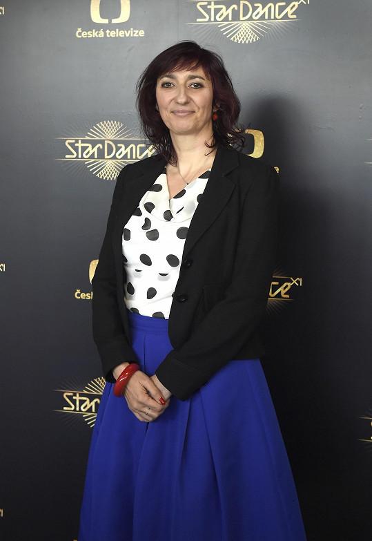 Simona Babčáková bude hvězdou letošního ročníku StarDance.