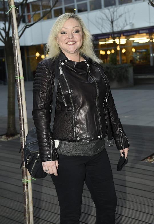 Dominika Gottová je zpět v Česku.