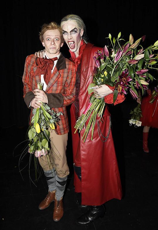 S muzikálem Ples upírů se musel rozloučit.