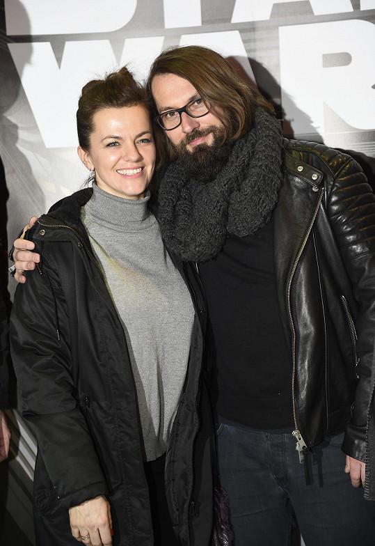 A Marta Jandová s manželem
