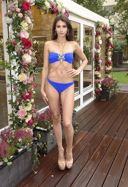 Daniela Zálešáková odlétá na Miss International do Japonska.