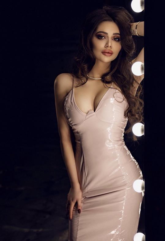 Chce se prosadit jako modelka a herečka.