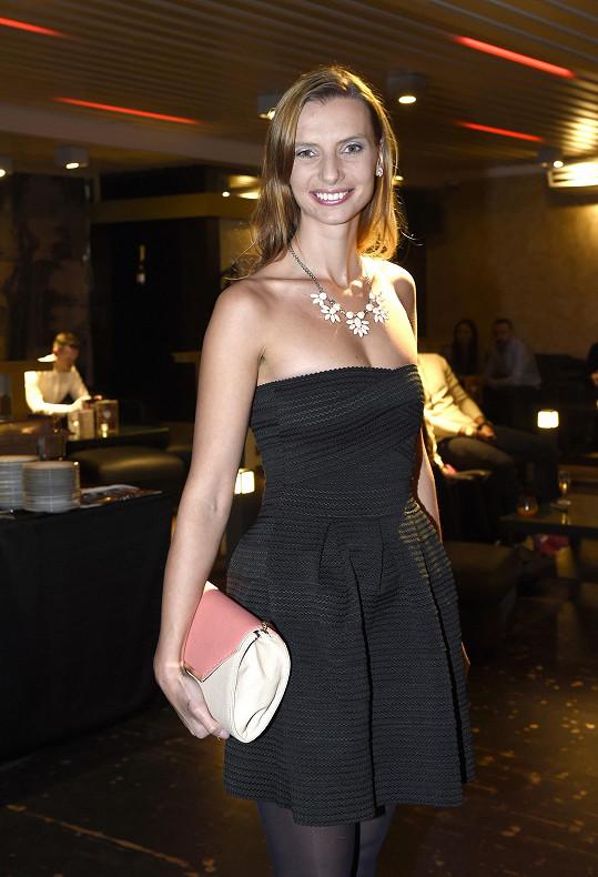 Monika Sommerová začala spolupracovat s kosmetickou firmou.