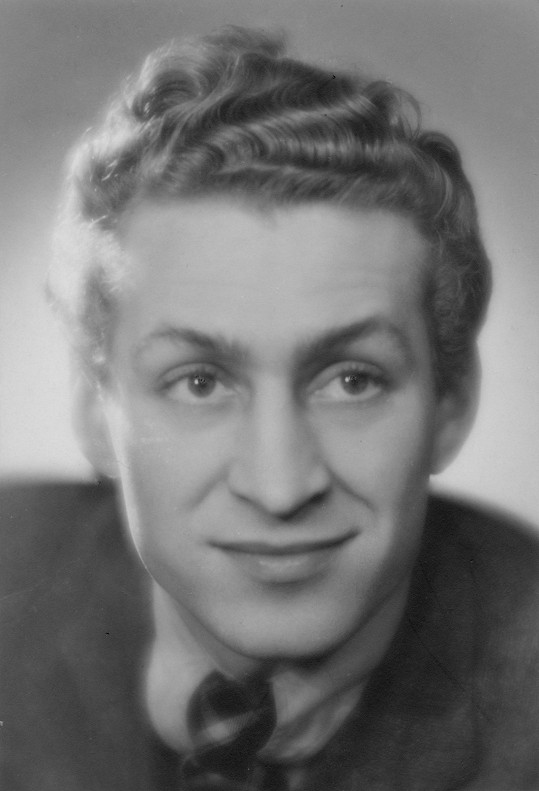 Josef Větrovec v roce 1946