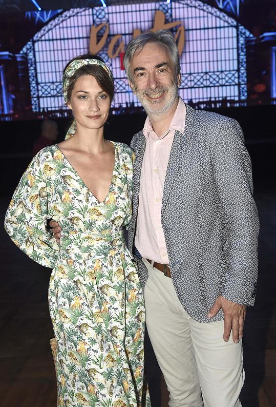 S hercem Petrem Vackem spolupracují na pořadu s ekologickým zaměřením Expedice Ulice.