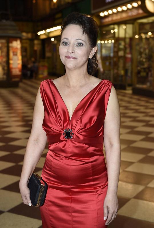 Alena Mihulová je součástí hereckého osazenstva snímku Anthropoid.
