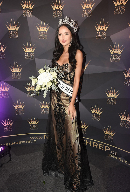 Miss Grand International CZ Barbora Aglerová