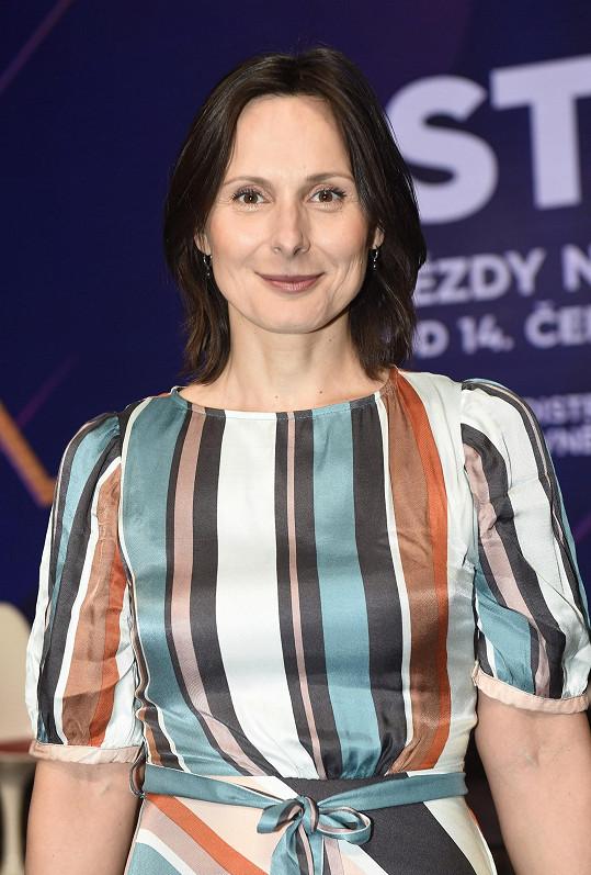 Zdeňka Žádníková se vrací na obrazovky jako Ivanka z Rodinných pout.