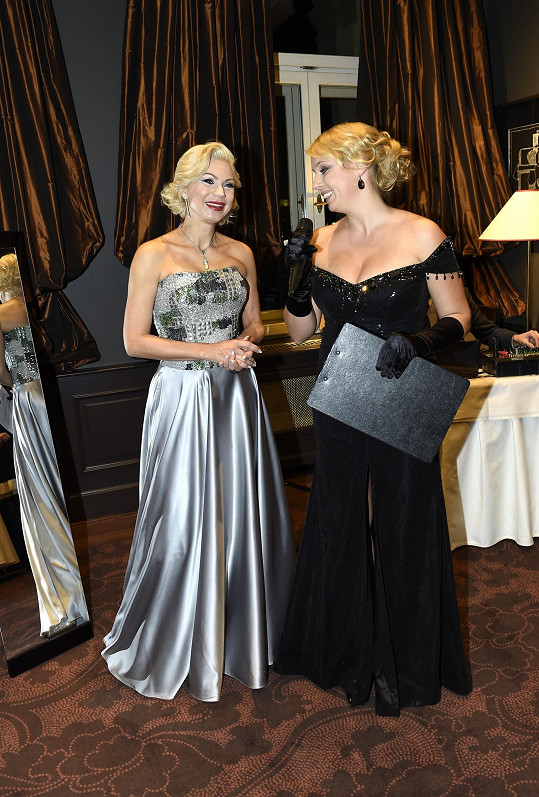 Většina Markétiných modelů pochází z dílny módní designérky Natali Ruden.