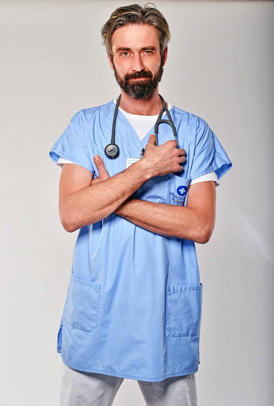 Roman Zach si opět zahraje lékaře.