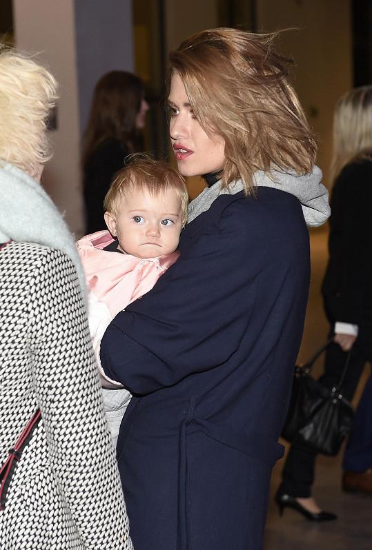 Emma s dceru Lennon Marlene
