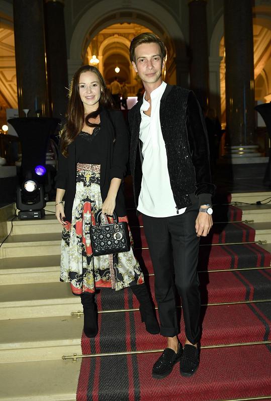 S bratrem Jakubem tvoří návrhářské duo Poner.