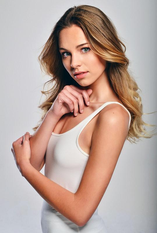 Finalistka České Miss 2018 Nikola Hemzalová