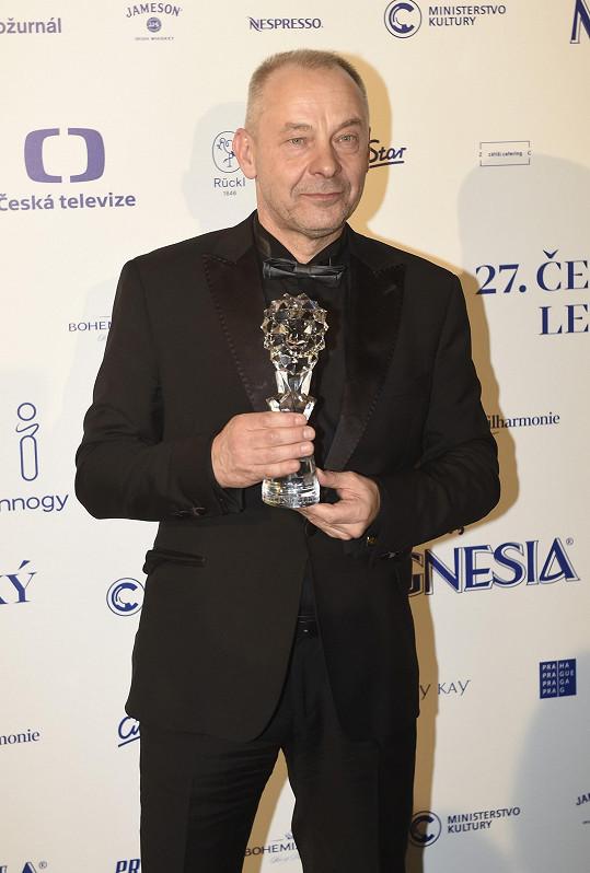 Václav Marhoul cenu Český lev ani velkou návštěvnost v kinech nečekal.
