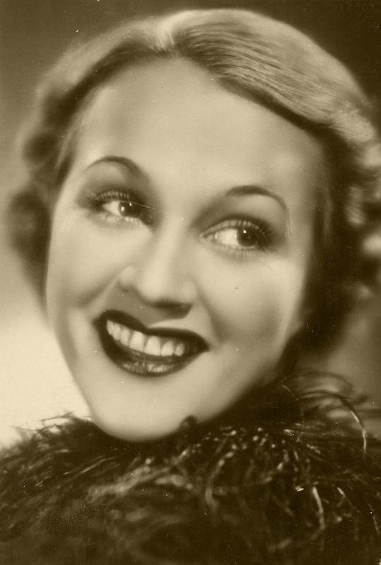 Civilní portrét z roku 1936