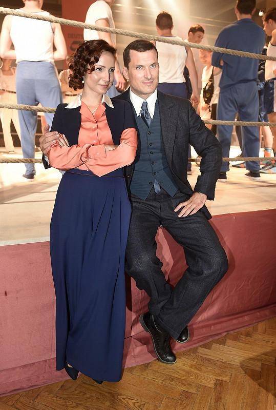 Ve třetí sérii se objeví herec opět po boku Veroniky Arichtevy.
