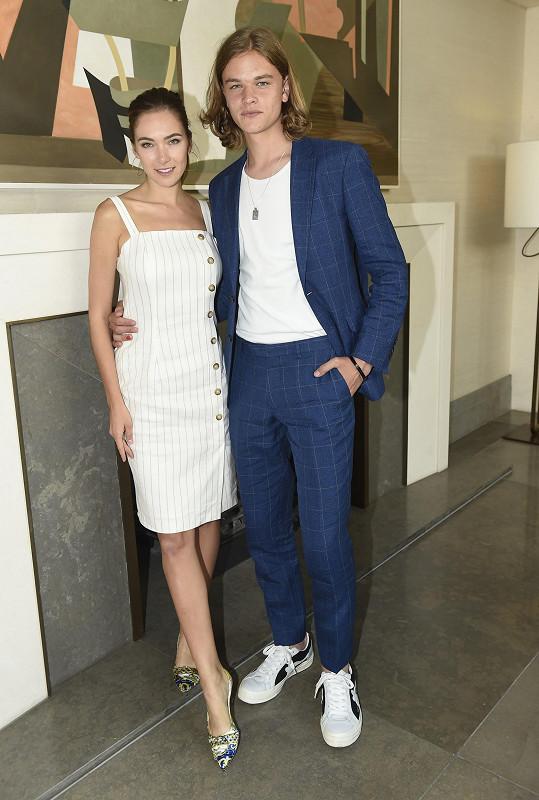 S Andreou Bezděkovou na semifinále letošního ročníku vybírali nové modelingové talenty.