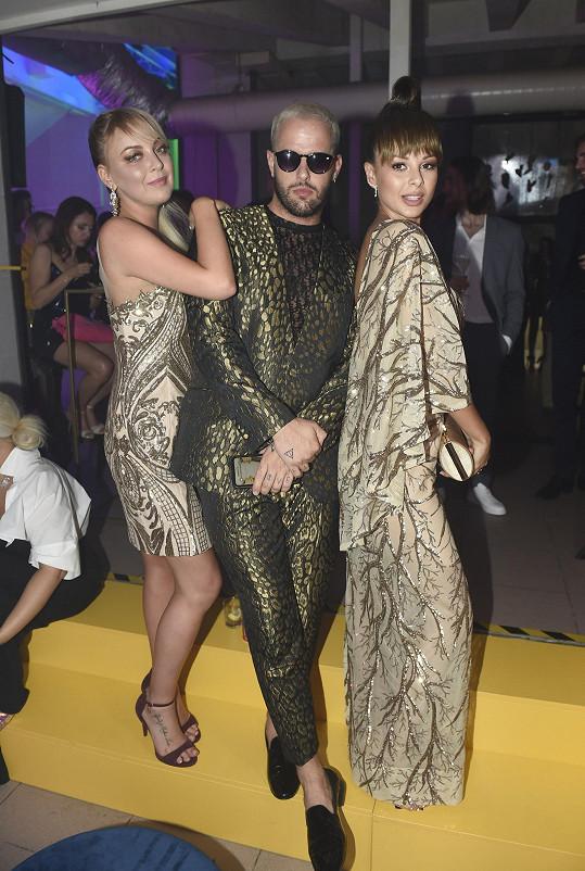 V dalším modelu vyrazila na Elle párty.