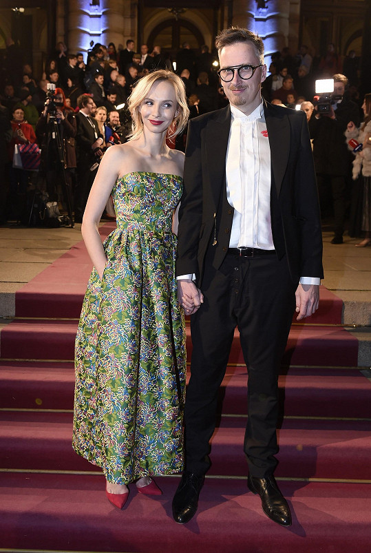 S partnerem Filipem Žilkou si pořídili nemovitost mimo Prahu.
