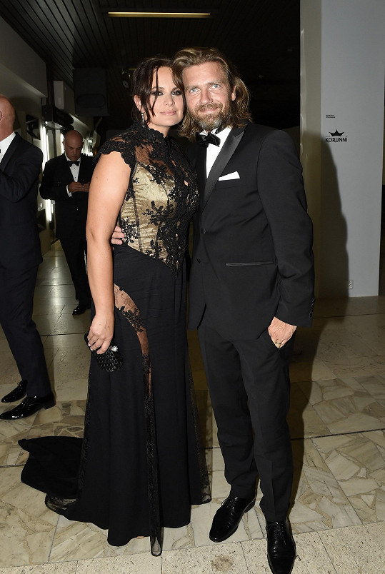 S manželem Petrem Čadkem
