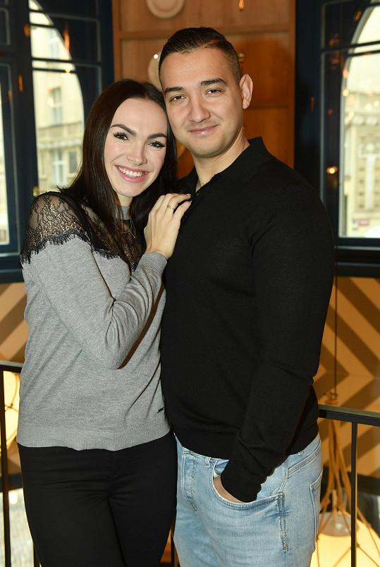 Kamila a Pepa spolu chodí už tři roky.