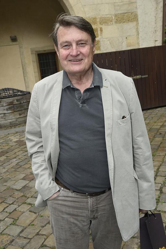 Ladislav Štaidl byl převezen do nemocnice.