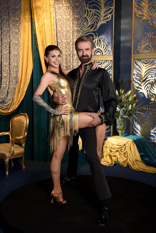 Roman Zach a Andrea Třeštiková