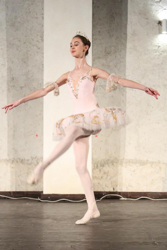 Od baletu...