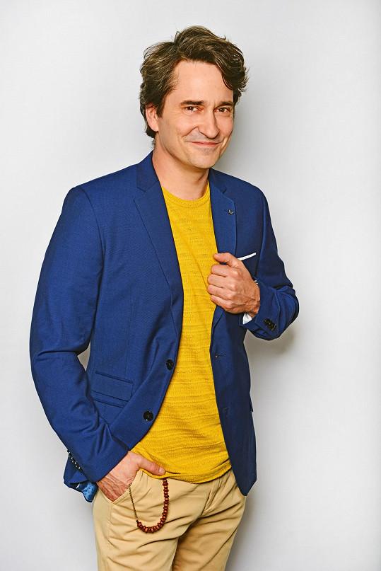 Vnuk Saša Rašilov je pokračovatelem hereckého rodu.