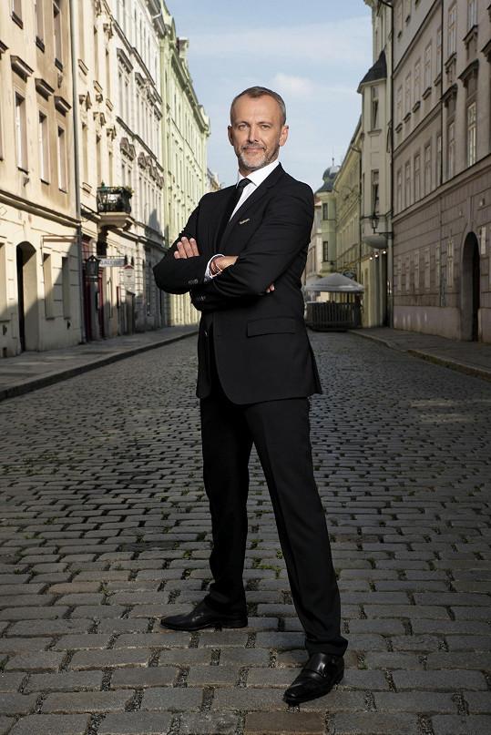 Jan Tománek je novým porotcem ve StarDance.