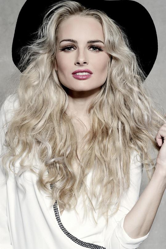 Markéta Divišová za modelingem vyráží hlavně do zahraničí.
