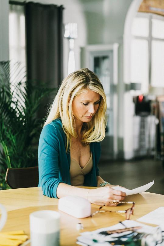 Držitelka Oscara za nejlepší ženskou hlavní roli, majitelka lifestylového portálu Goop a úspěšná podnikatelka Gwyneth Paltrow stoupá jako hvězda stále výš.