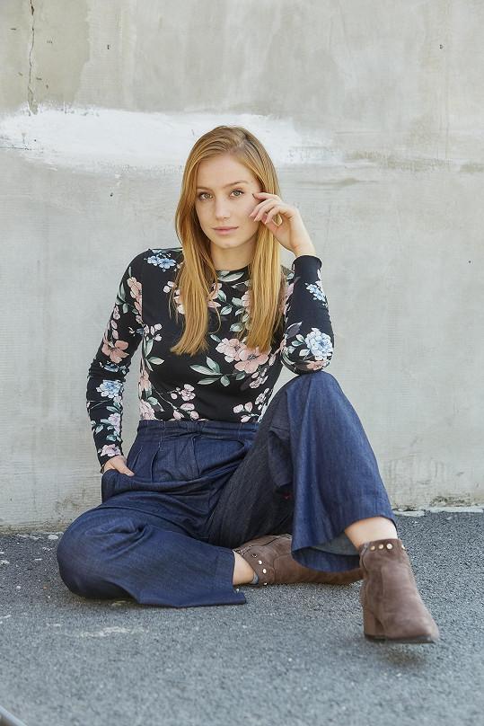 Zatímco Rozina Maléřová od ledna 2017 dle scénáře seriálu Ulice buduje ve Spojených státech kariéru modelky, její představitelka Anna Kadeřávková se potýká s nepříjemnou nemocí.