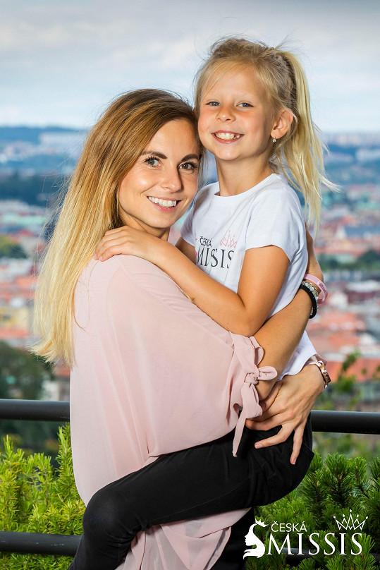 Stanislava Opplová a její dcera, která je jí velmi podobná.