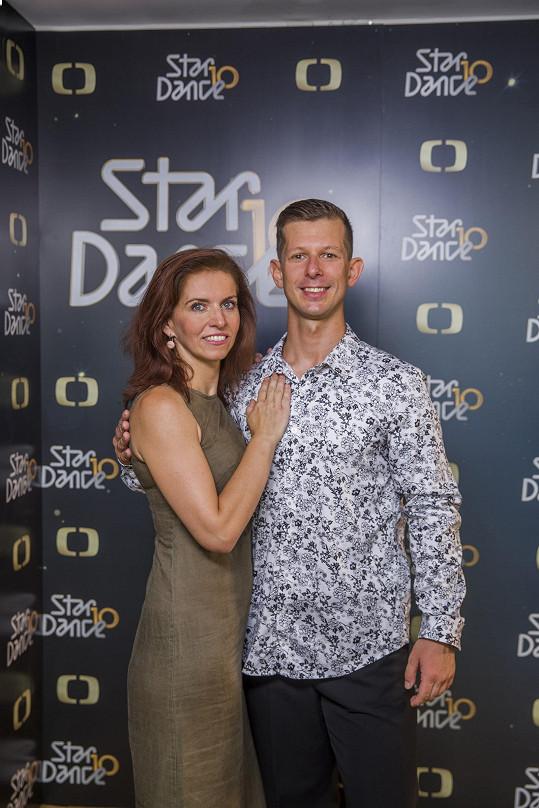Letos bude Českou televizi zastupovat ve StarDance Nora Fridrichová. Tančit bude s Janem Kohoutem.