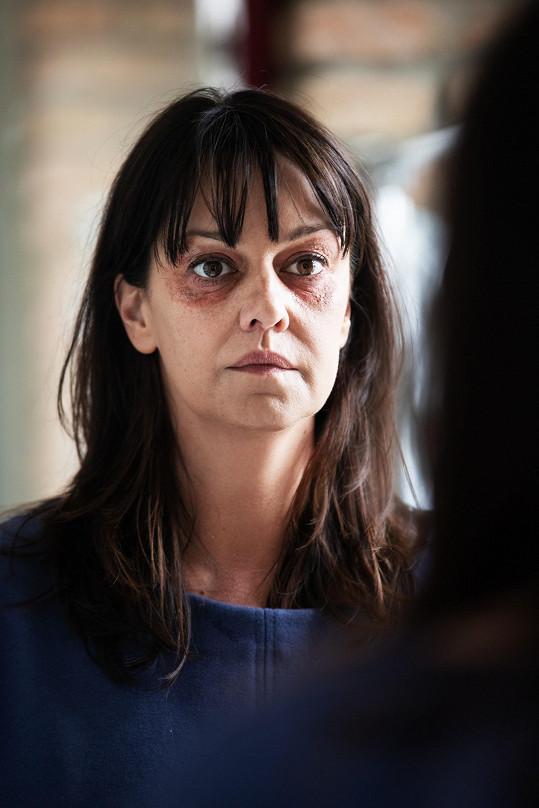 Kvůli roli ve filmu z cyklu Jak si nepodělat život musela Tereza Brodská ztloustnout.
