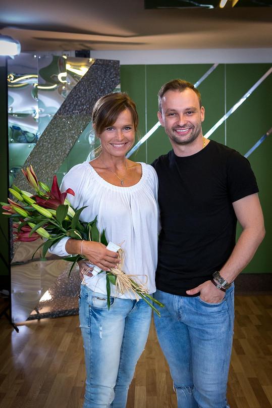 Šípková po Markově boku vystřídá loni velmi úspěšnou Jitku Schneiderovou.