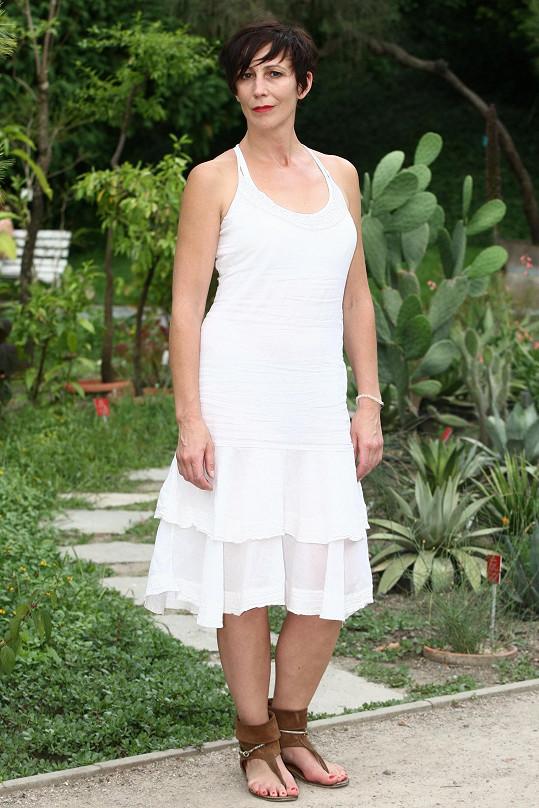 Kristýna Frejová zavzpomínala na svou maminku.