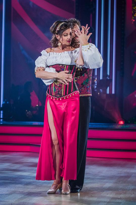 Daniela Šinkorová se musela s diváky rozloučit.