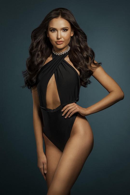 Barbora je úřadující čtvrtá nejkrásnější Češka ze soutěže Miss Czech Republic.