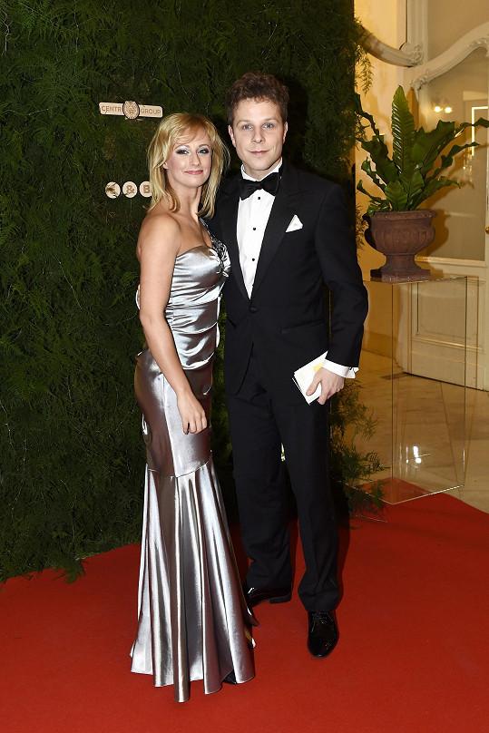 Lucie Hunčárová a Jan Onder