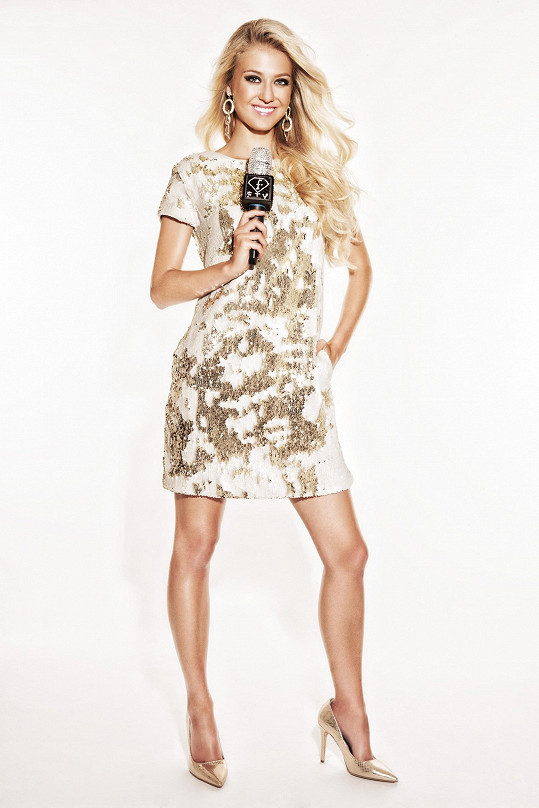 Natálie patří do týmu Fashion TV.