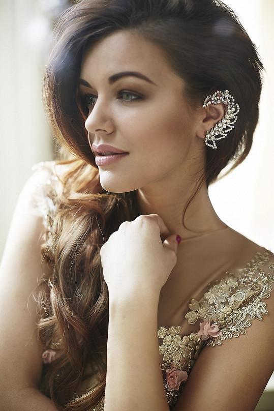 Česká Miss 2010 byla z focení na zámku nadšená.