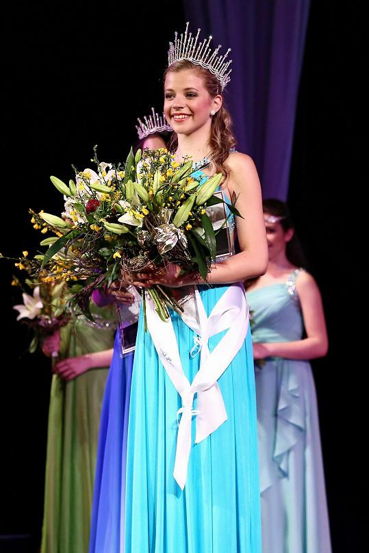 Denisa Czervoniaková soutěž vyhrála.