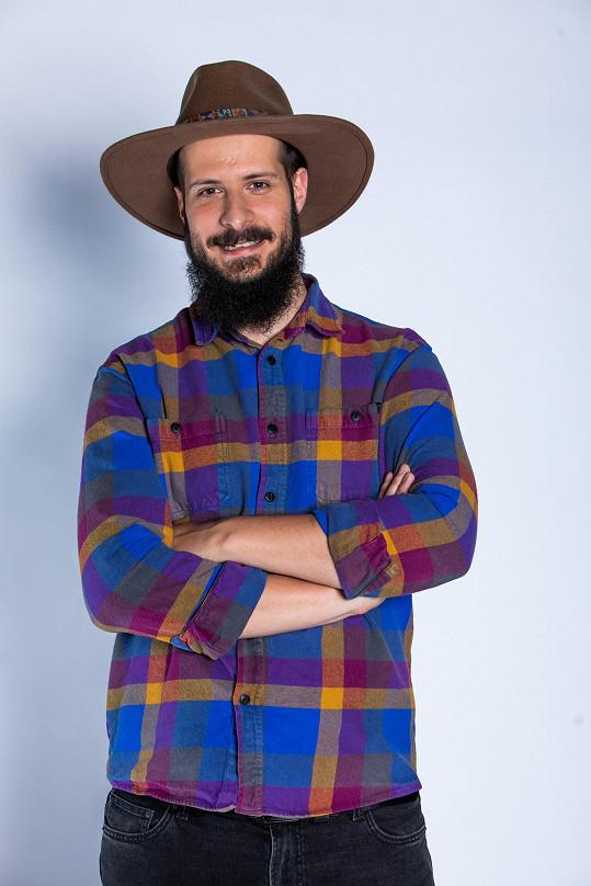 Petr Smazal je řezník a youtuber, má kanál MAD BBQ.