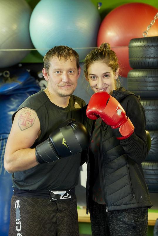 Štěpán Benoni a Marta Dancingerová