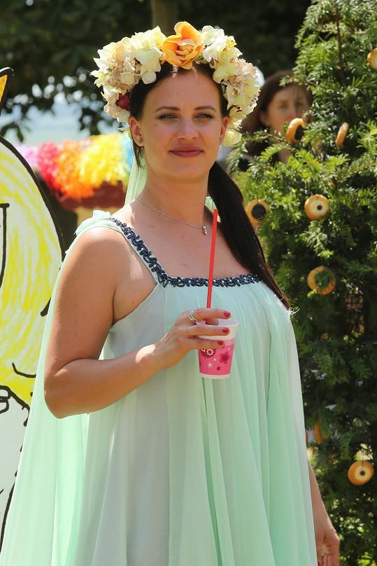 Kristýna Leichtová má ráda krásy Francie.